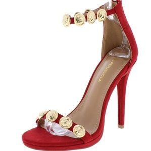 Shoe Republic LA Coin Stilettos